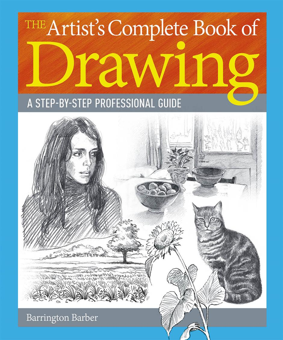 the-artistss-complete-book-of-drawing